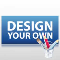 Design your own Banners 440gsm
